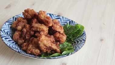 Honeykki Episode 180: Karaage (Japanese Fried Chicken)