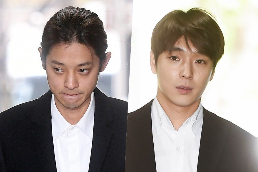 Jung Joon Young And Choi Jong Hoon Receive Finalized Prison Sentences From Supreme Court