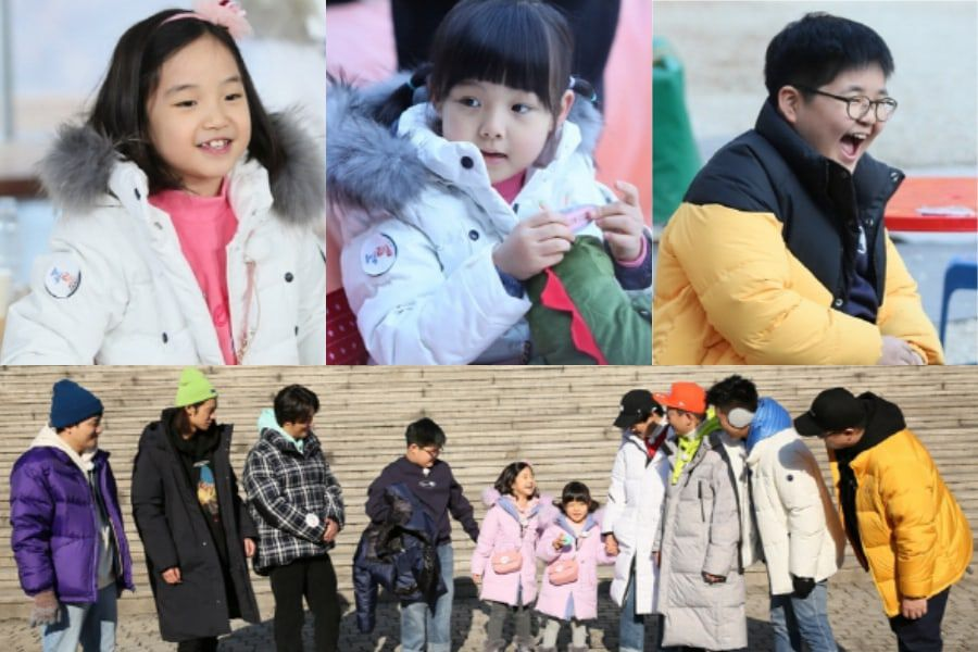 "Cha Tae Hyun's 3 Children To Appear On ""2 Days & 1 Night"" Winter Break Special"
