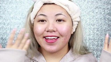 heyitsfeiii Episode 174: Face Lifting 'Miracle' Peel-Off Mask! OUCH!