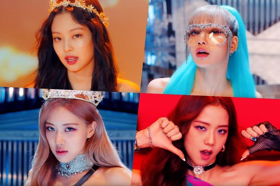 """BLACKPINK Breaks Another Record As """"Kill This Love"""" MV Hits 100 Million Views"""