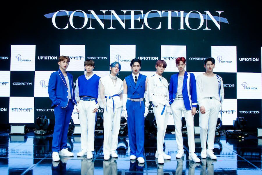 """UP10TION Talks About Participating In Production Of New Album, Meaning Of """"Connection,"""" And More"""