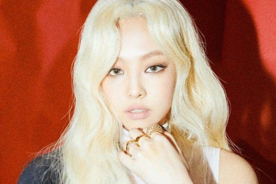 [Actualizado] Jennie se ve feroz en nueva imagen teaser para el próximo regreso de BLACKPINK