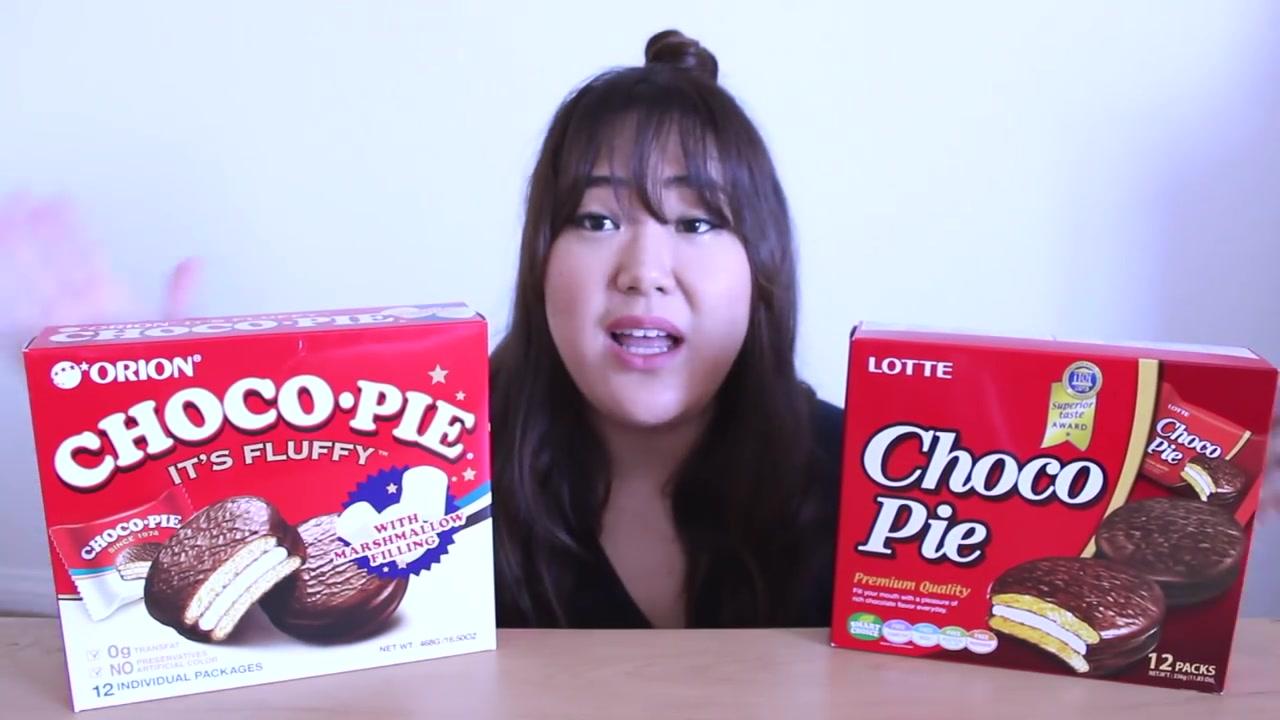 Angela Minji Kim Episode 2: Choco Pie Taste Test