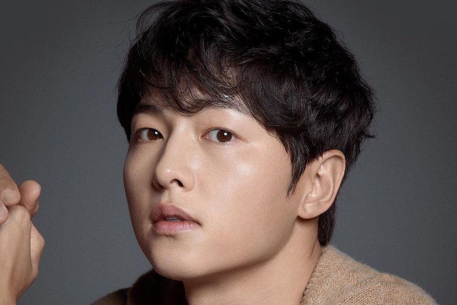 "Song Joong Ki confirmado para ser anfitrión de los ""2020 MAMA"""