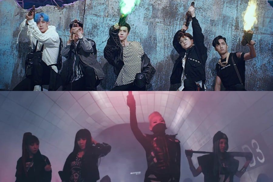 12 K-Pop MVs That Could Easily Pass For Movie Plots