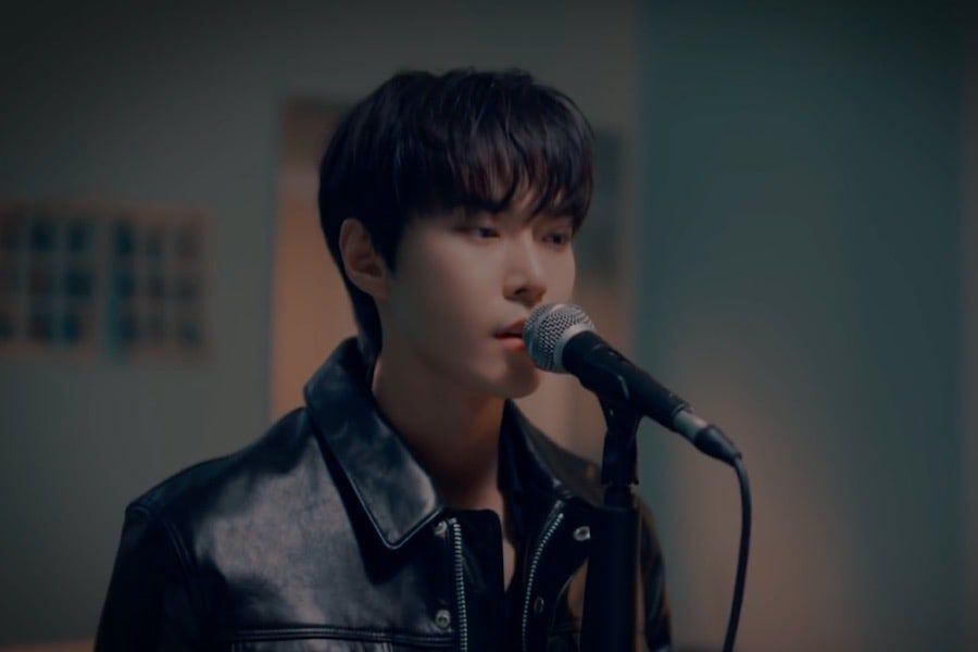 """Watch: NCT's Doyoung Performs Captivating Cover Of Harry Styles's """"Falling"""""""