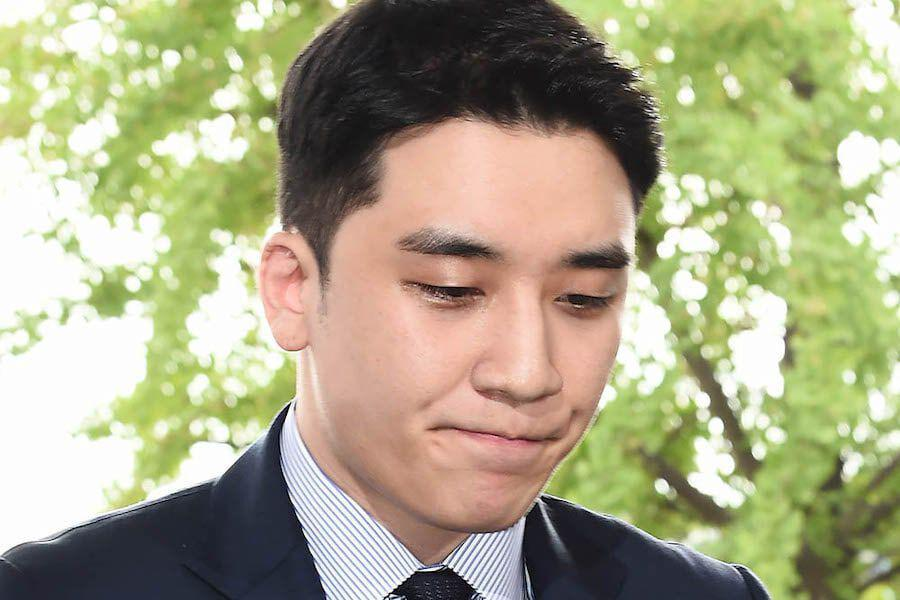 Prosecution Requests Detention Warrant For Seungri Based On 7 Charges