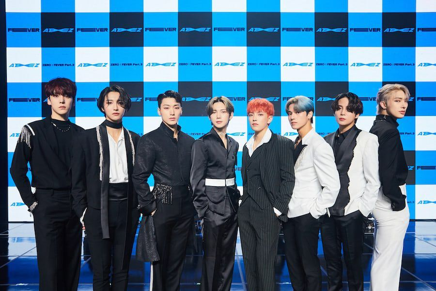 ATEEZ Talks About Their Comeback, Collaborating With Kim Jong Kook And Pentatonix, And More