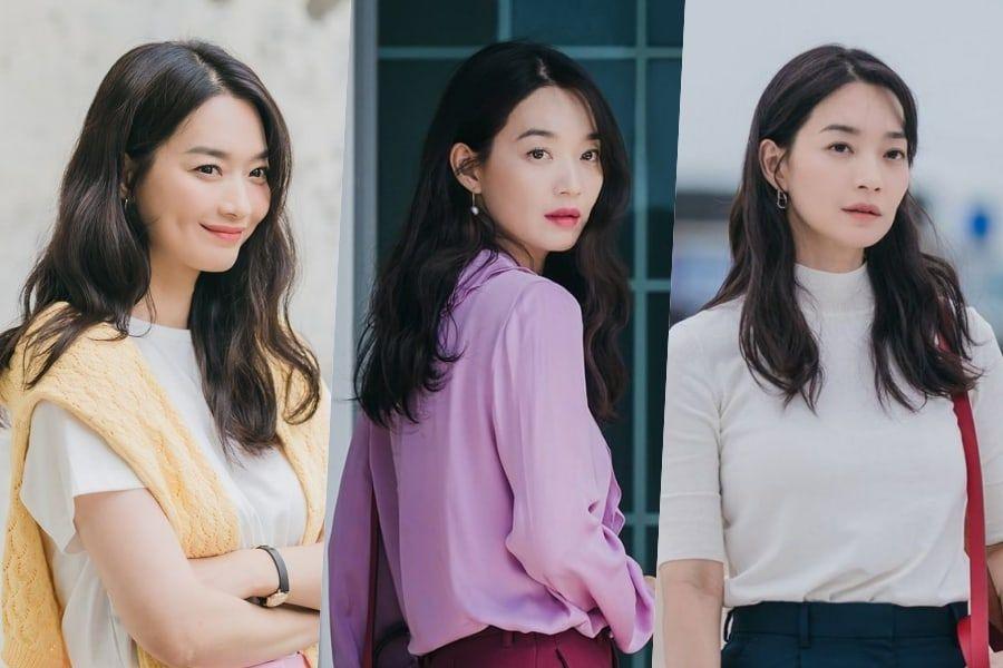 """10 Inspirasi Fashion Bekerja Dan Bermain Dari Shin Min Ah Dalam """"Hometown Cha-Cha-Cha"""""""