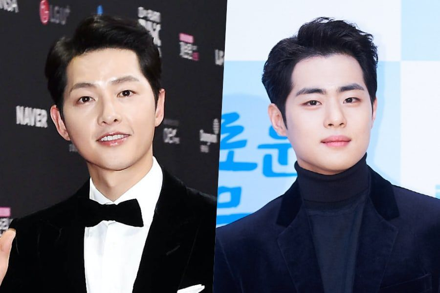 Song Joong Ki Sends Support To Jo Byeong Gyu On Set Of ...