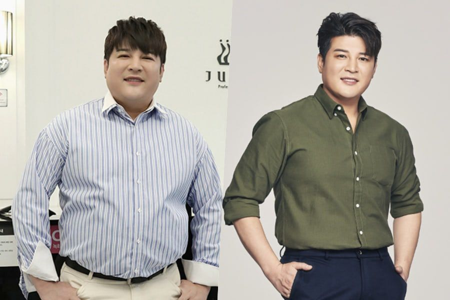 Super Junior's Shindong Shares Progress From His Current Weight Loss Journey