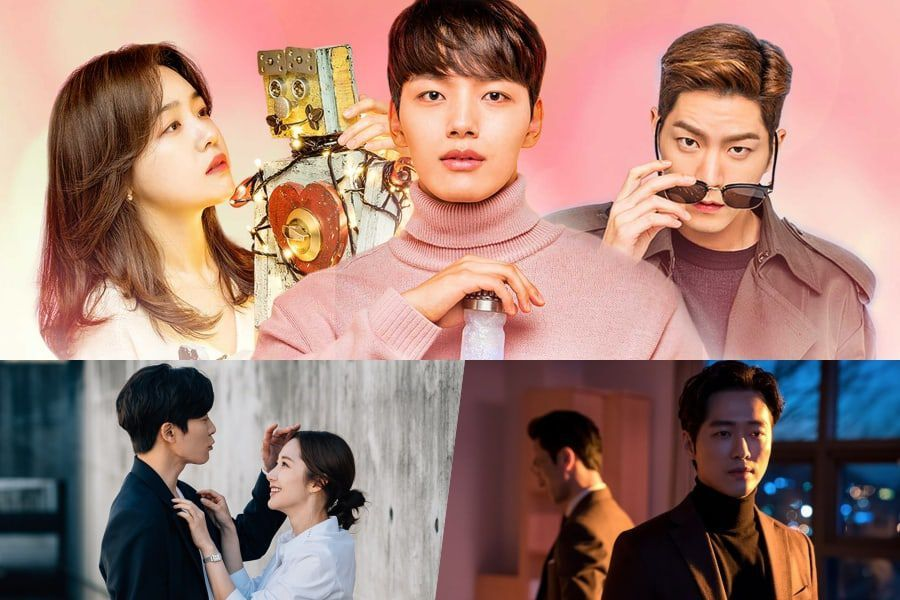 """""""Absolute Boyfriend"""" Premieres To Slow Ratings Start, """"Doctor Prisoner"""" Stays No. 1 Through Finale"""