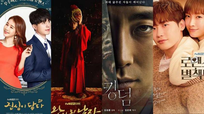 K-dramas 2019
