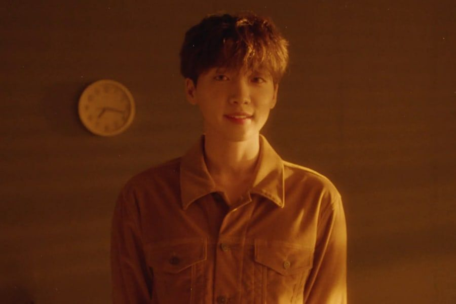 "Watch: Jeong Sewoon Says He Wants You By His Side In ""Feeling"" MV"