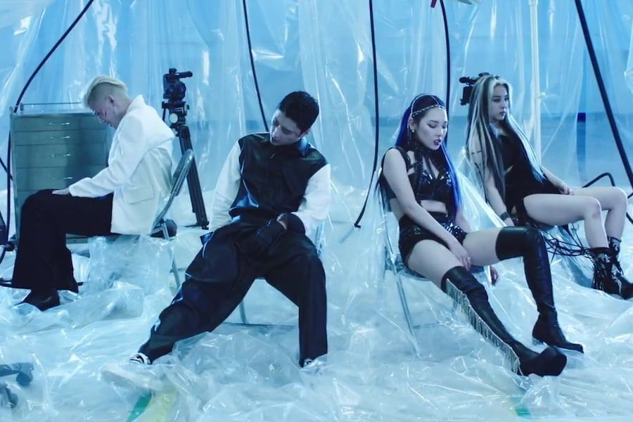 "Watch: KARD Unveils Intense MV For Comeback With ""GUNSHOT"""