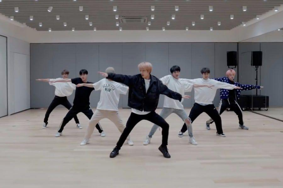 """Watch: NCT DREAM Wows In High-Energy Dance Practice Videos For """"Hello Future"""" And """"Diggity"""""""