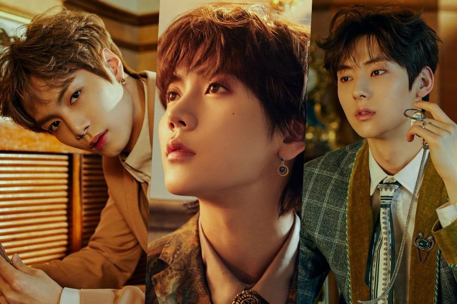 "Update: NU'EST Shines In ""Happily Ever After"" Teaser Photos"