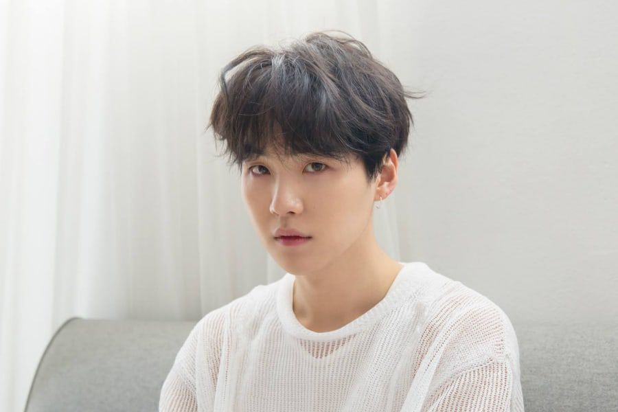 BTS' Suga Looks Chic In Selfie With Older Brother | Soompi