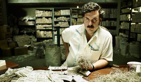 Pablo Escobar, The Druglord