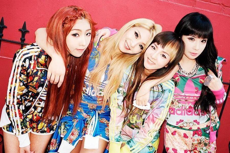 Las miembros de 2NE1 comparten mensajes escritos a mano por el décimo aniversario del grupo