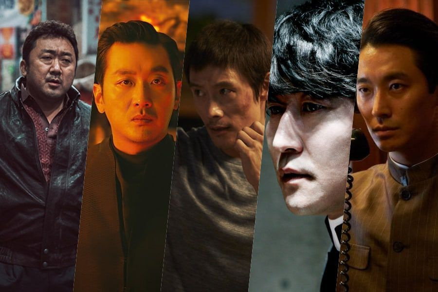 Movie Stars That Lit Up The Screen In 2018 According to Gallup Korea Poll