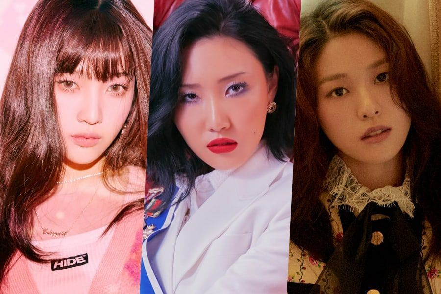 January Girl Group Member Brand Reputation Rankings Announced