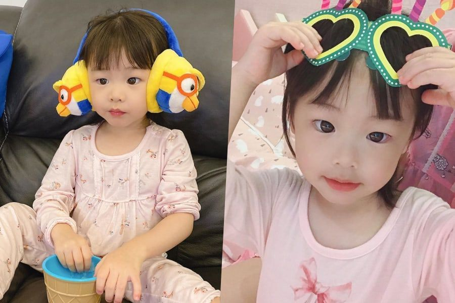 Jamjam Moon Hee Jun And Soyul S Daughter Has Everyone Smiling With New Instagram Account Soompi