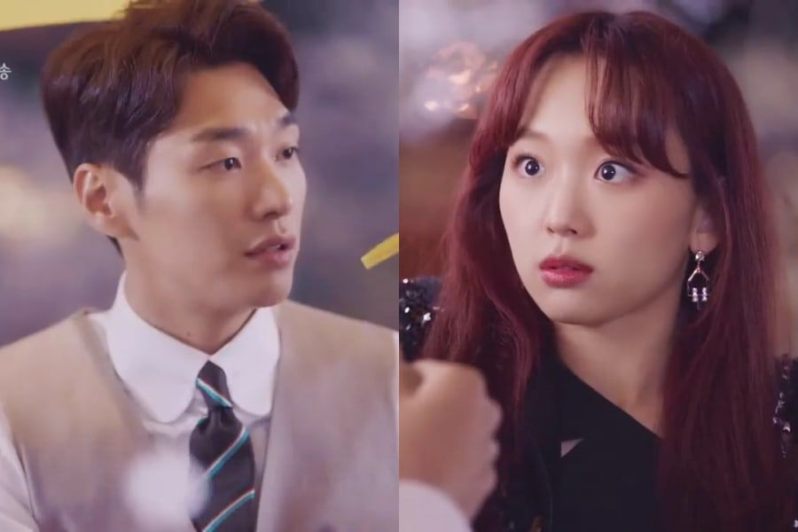 """Watch: Kim Young Kwang And Jin Ki Joo Go From Enemies To Lovers In """"The Secret Life Of My Secretary"""" Teaser"""