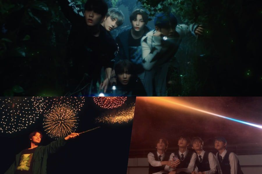 """TXT Enchants Fans With Magical """"Run Away"""" MV: Here Are The Best Reaction Tweets"""