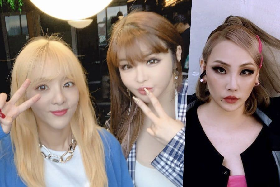 Park Bom Reveals She Asked CL To Write A Song For Her + How Her Duet With Sandara Park Came About