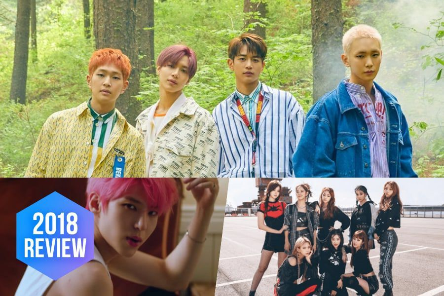 21 Fantastic K-Pop Songs From 2018 That Slipped Under The