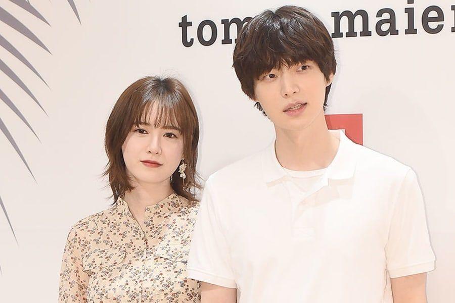 Ku Hye Sun And Ahn Jae Hyun's Agency Releases Official Statement About Divorce Announcement + Ku Hye Sun Responds