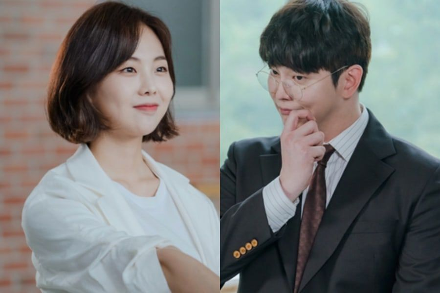 """Yoon Kyun Sang Meets Geum Sae Rok For First Time In Undercover Persona In """"Mr. Temporary"""""""