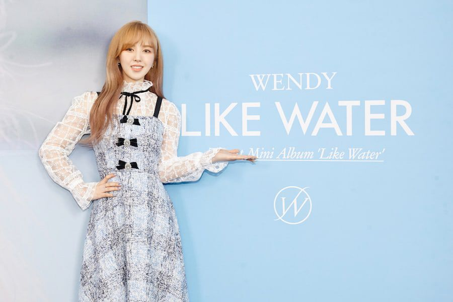 Red Velvet's Wendy Shares Her Thoughts On Making Her Solo Debut, Duet With Seulgi, And More