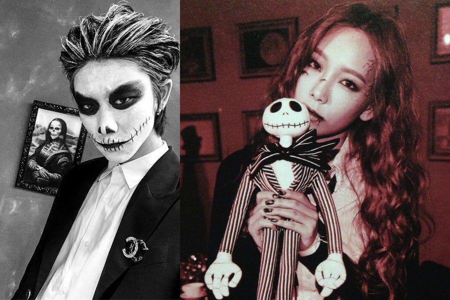 10 Of The Best Halloween Costumes Worn By K-Pop Idols