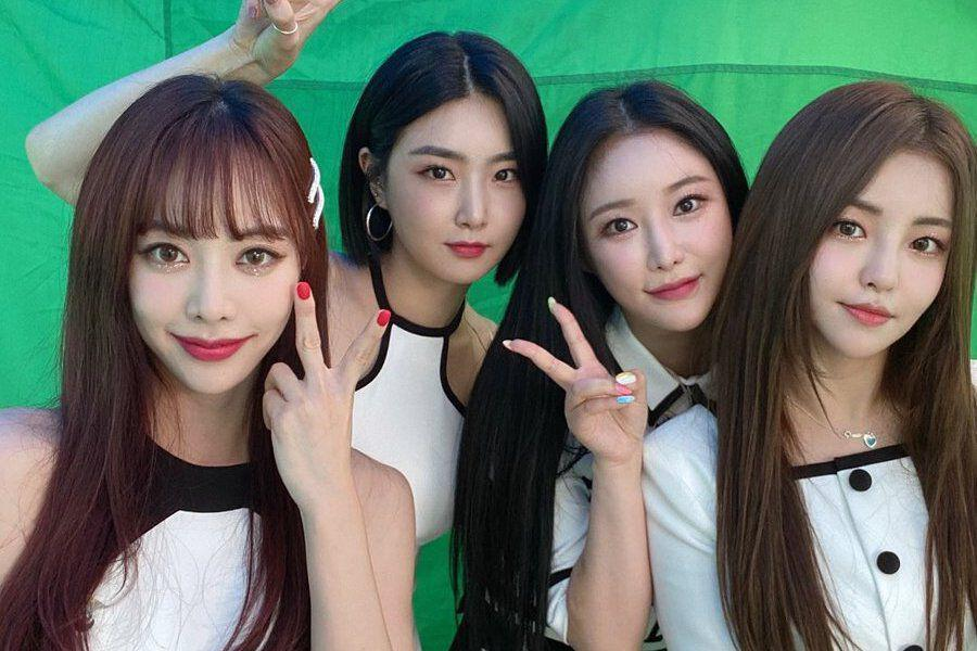 """Brave Girls Shares Their Thoughts On Sudden Chart Resurgence Of Their Song """"Rollin'"""""""
