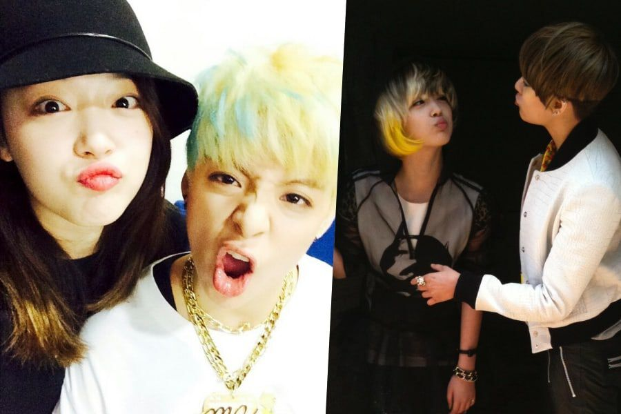 f(x)'s Amber Shares Sweet Photos To Remember Sulli On Her Birthday