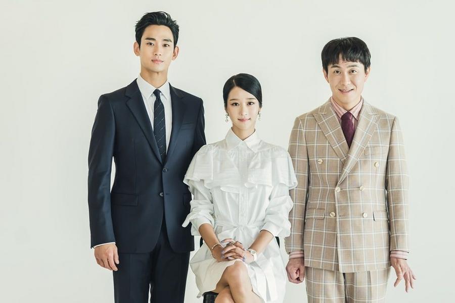 "It's Okay To Not Be Okay"" Unveils Family Photos Of Kim Soo Hyun, Seo Ye Ji,  And Oh Jung Se | Soompi"