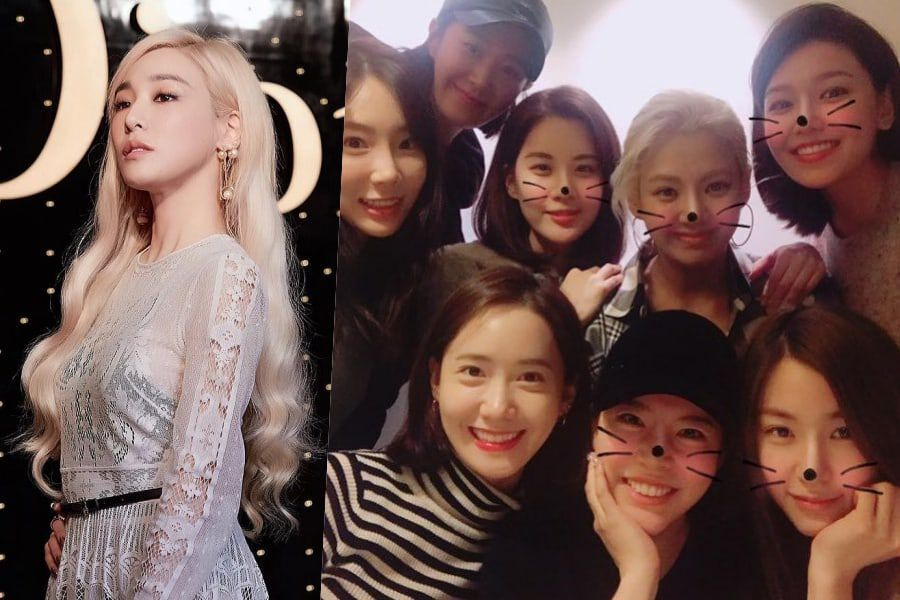 Tiffany Reveals How Girls' Generation Members Reacted To Her Latest Track