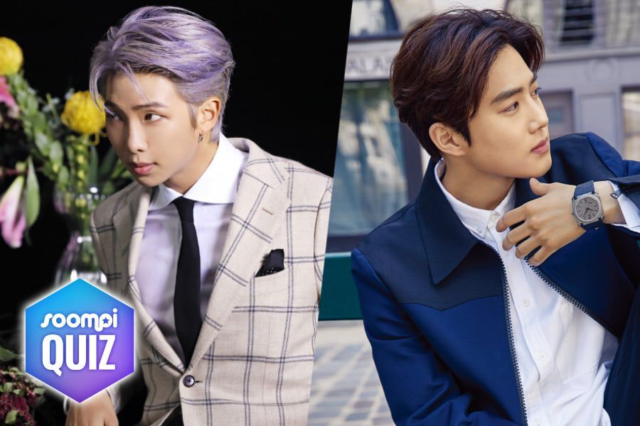 Quiz Which Male K Pop Idol Will You Spend White Day With Soompi
