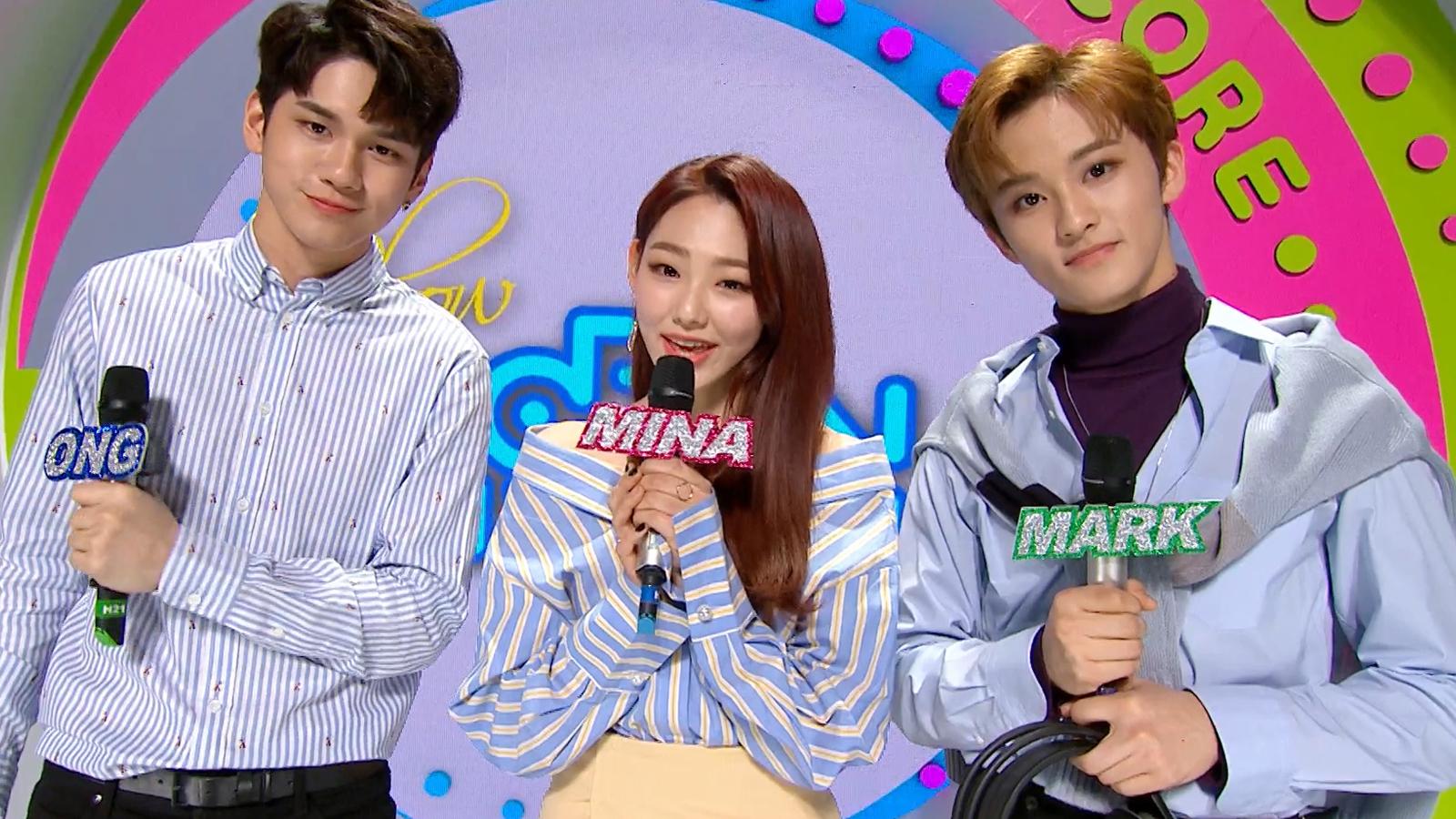 Show! Music Core Episode 579