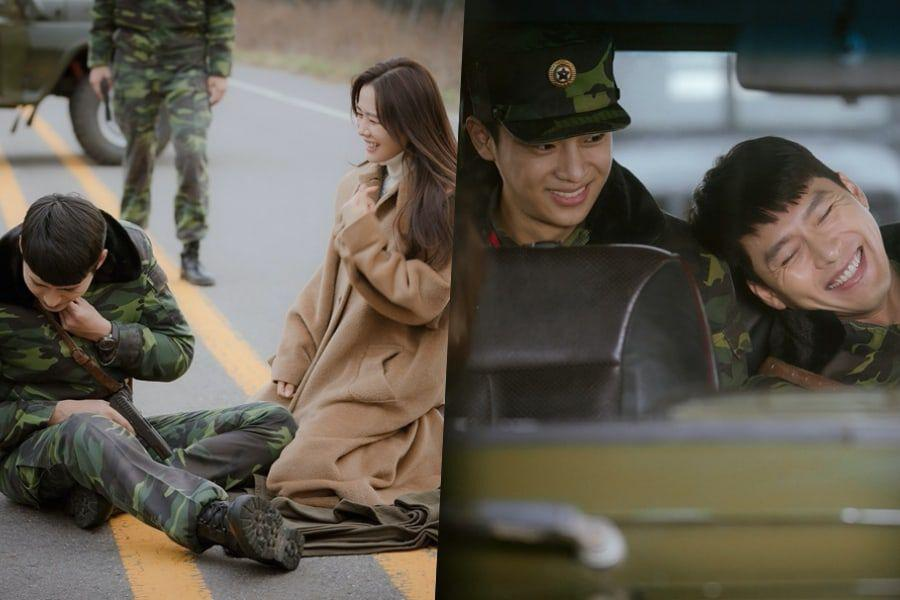 Hyun Bin, Son Ye Jin, And More Show Great Chemistry Behind ...