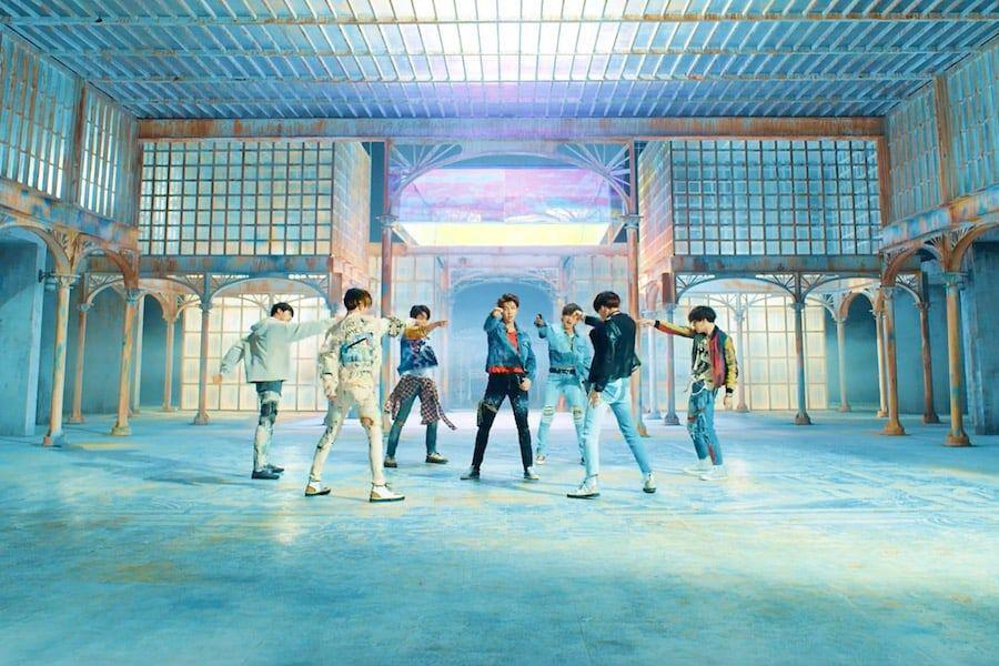 "BTS's ""Fake Love"" Confirmed As MV With 3rd Highest Views Within 24"