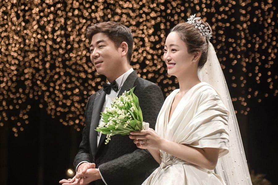 Seo Hyo Rim Ties The Knot With Kim Soo Mi's Son In Beautiful Ceremony