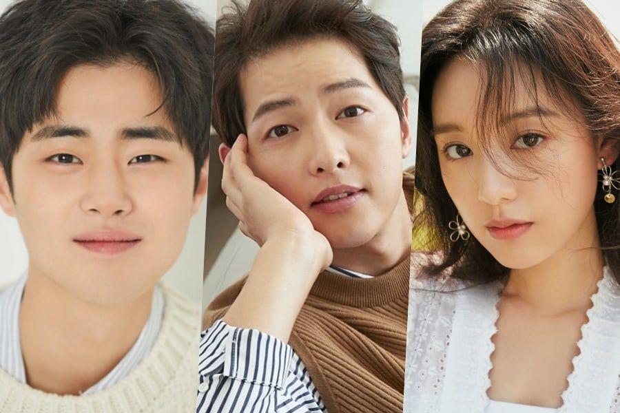 Jo Byeong Gyu To Join Song Joong Ki And Kim Ji Won In Upcoming tvN Drama