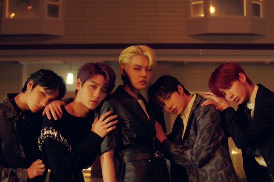 "Update: TXT Drops Captivating MV Teaser For ""Can't You See Me?"""