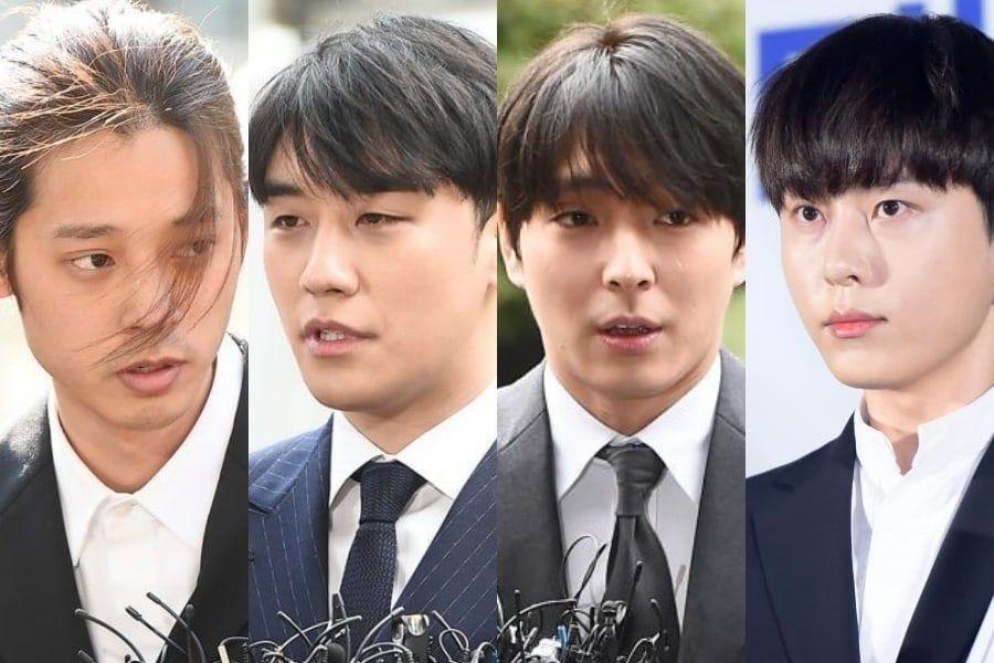 MBC reporta que los grupos de chat de Jung Joon Young donde se compartieron videos de cámaras ocultas incluyen a 8 cantantes