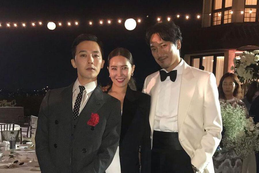 G-Dragon And Sister Dami Kwon Show Support For Her Husband Kim Min Joon As His New Drama Begins