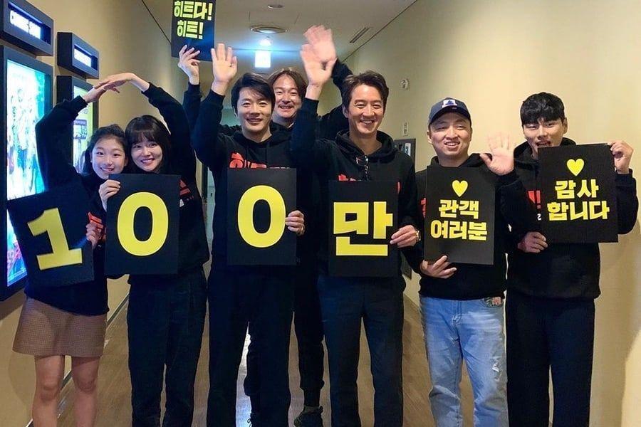 "Action Comedy Film ""Hitman: Agent Jun"" Surpasses 1 Million Moviegoers"